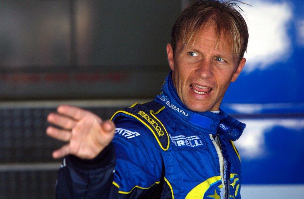 Petter Solberg võitis MM-tiitli Subaru meeskonna ridades.
