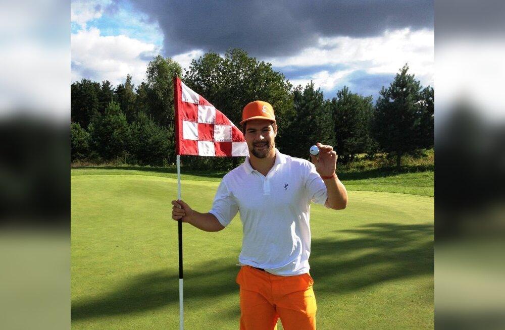 INTERVJUU | NHL-i finaalis osalenud Spartaki ründaja käib igal suvel Eestis golfi mängimas
