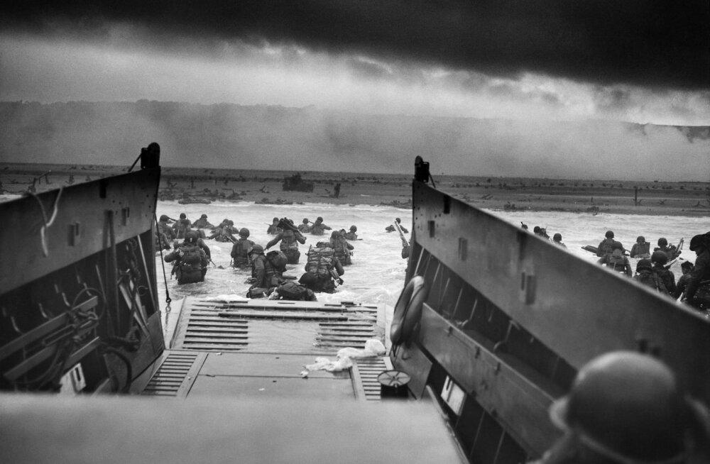 130 000 meest, 10 000 lennukit, 6000 laeva: kuidas sündis Normandia dessant