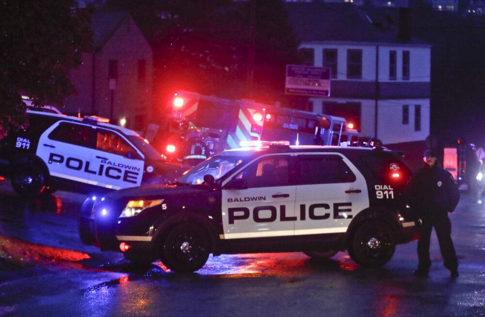 В американском Питтсбурге произошла стрельба в синагоге. 11 человек погибли, преступник сдался полиции