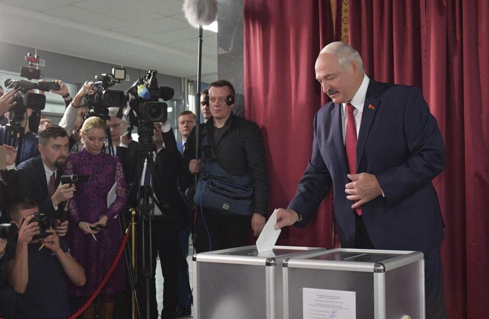 Valgevene parlamendivalimistel ei saanud opositsioon ühtegi kohta