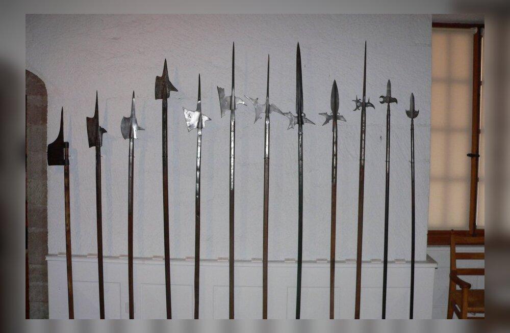 Hellebard – hirmuäratav keskaegne lahingurelv