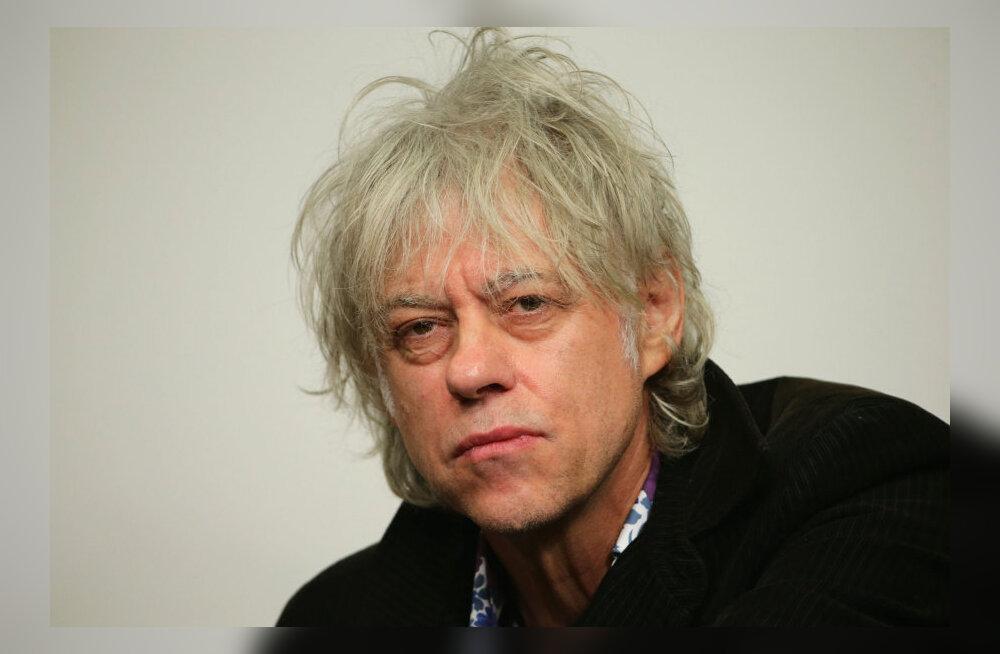 Bob Geldofi esimesed emotsioonid pärast tütre surma: kuidas on võimalik, et me ei näe teda enam?