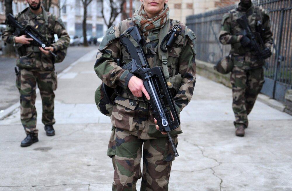 Jõuetu võitlus Prantsusmaal: Kaks aastat peataolekut Islamiriigi ohu tõrjumisel