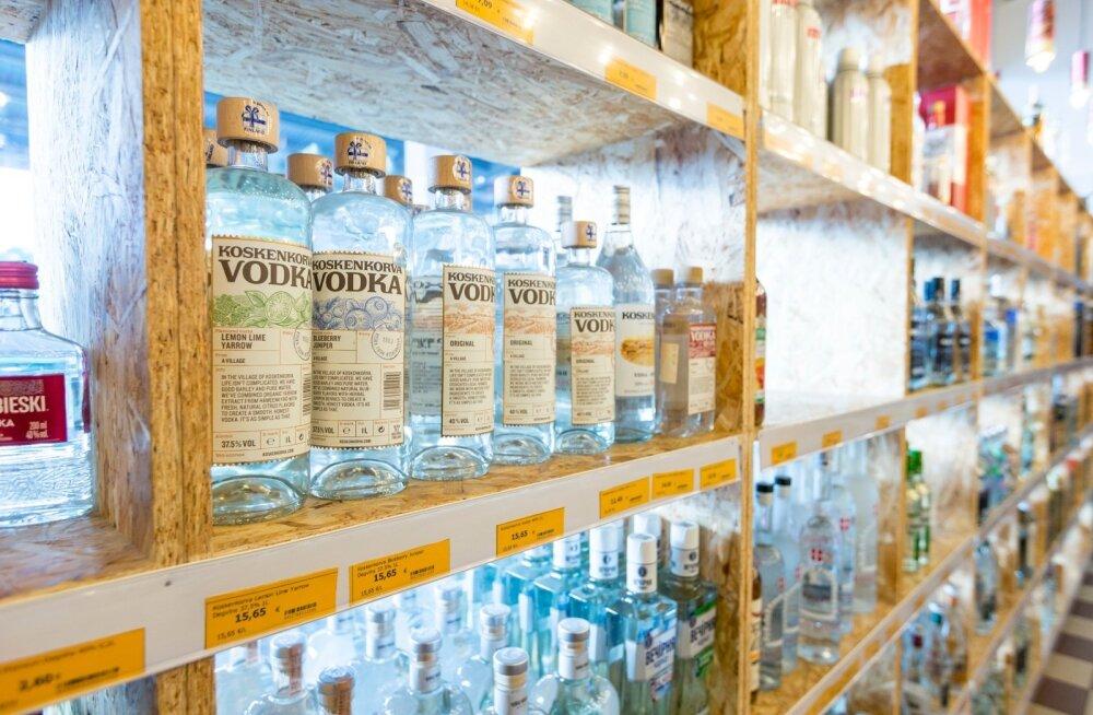 Soome professorid: alkoholiaktsiis diskrimineerib ida- ja põhjasoomlasi
