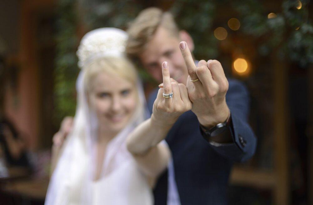 Piret Järvis-Milderi abielusõrmuste autor looming sai tunnustuse menukas ajakirjas Elle