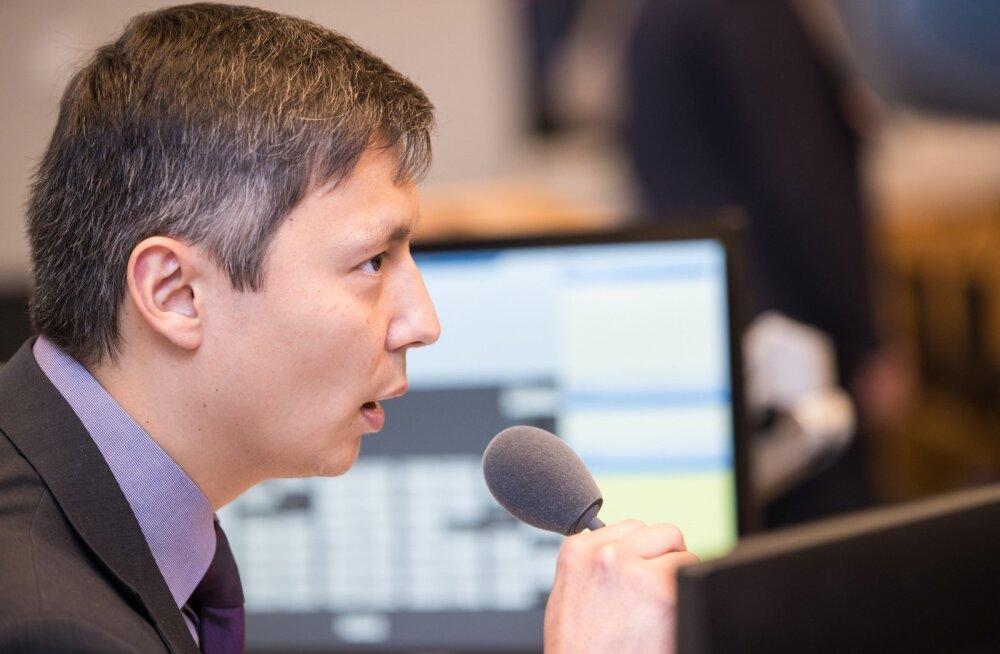 Михаил Кылварт предложил ввести новые ограничения на продажу алкоголя в Таллинне