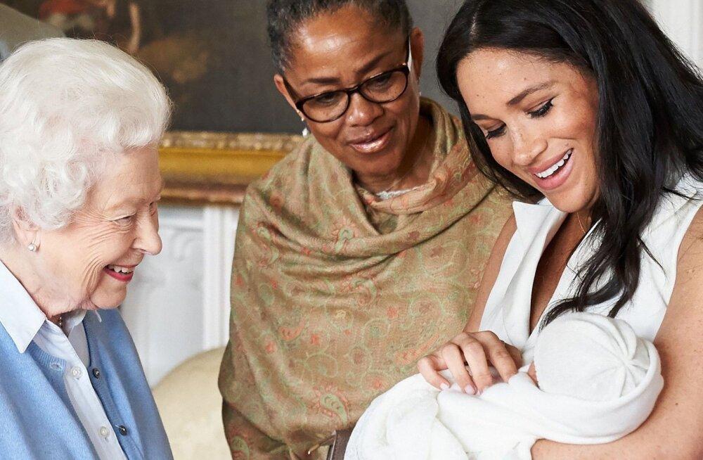 See on üks asi, mida kuninganna kunagi printsess Diana heaks ei teinud, aga Meghan Markle'i jaoks teeb