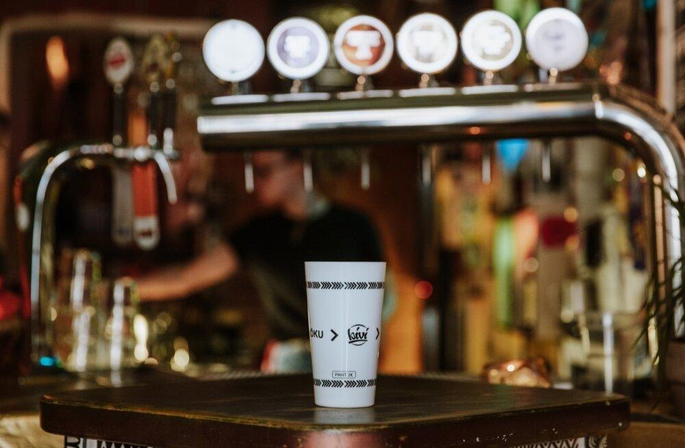 Восемь тартуских баров закрылись по собственной инициативе на неделю