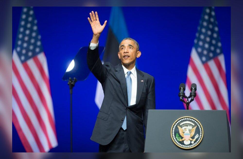 Juutide ajaleht Ameerikas kritiseerib Obama Eesti kõnet: härra president, teile tuleks ajalugu õpetada