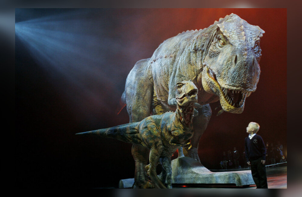 Kas saurusi saaks kunagi taasluua, nagu filmis Jurassic World? Teadlased vastavad