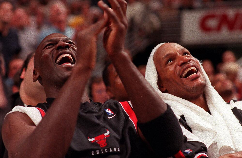 Raha nagu raba. Michael Jordan loobus lihtsal põhjusel 100 miljonist dollarist