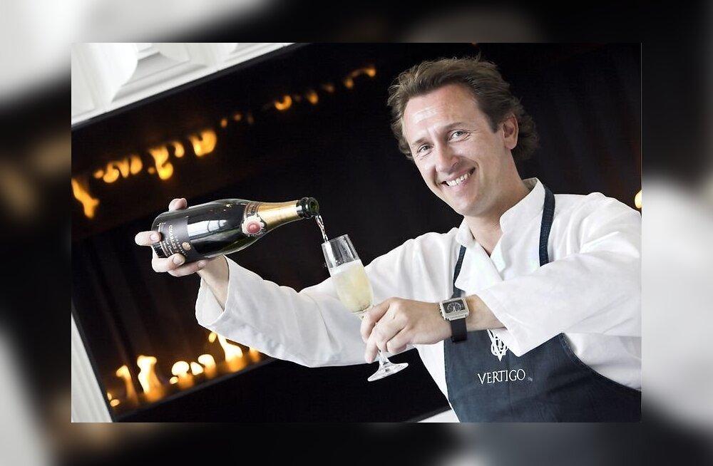 Tippkokk Imre Kose avab lähiajal uue restorani