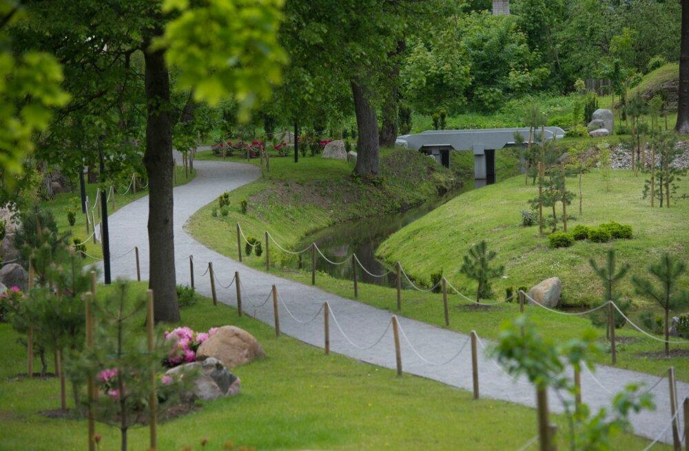 Jaapani aed Kadriorus