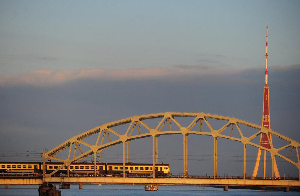 ФОТО и ВИДЕО: Рижскую телебашню планируют сделать одним из главных туристических объектов Прибалтики
