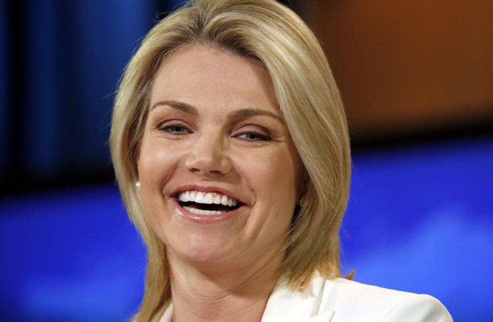 Heather Nauert ütles ära ÜRO suursaadiku kohast, otsitakse uut