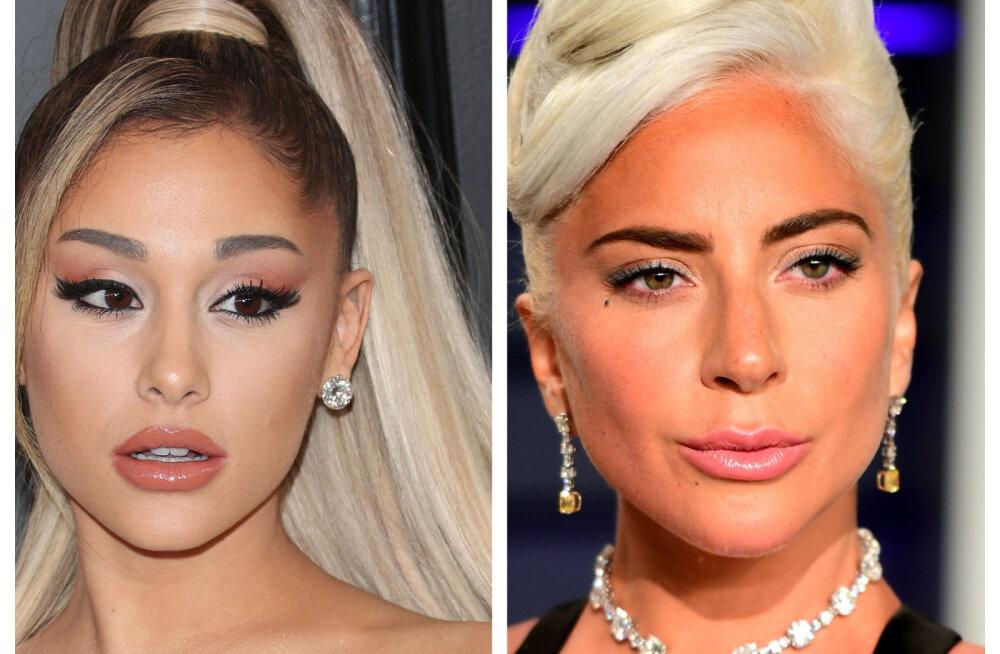 Lady Gaga kahtles, kas suudab Ariana Grandega koostööd teha: mul oli häbi