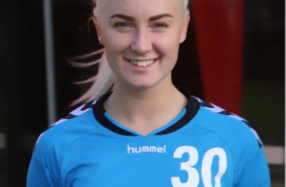 Alina Molkova liitus Luksemburgi hõbedaklubiga