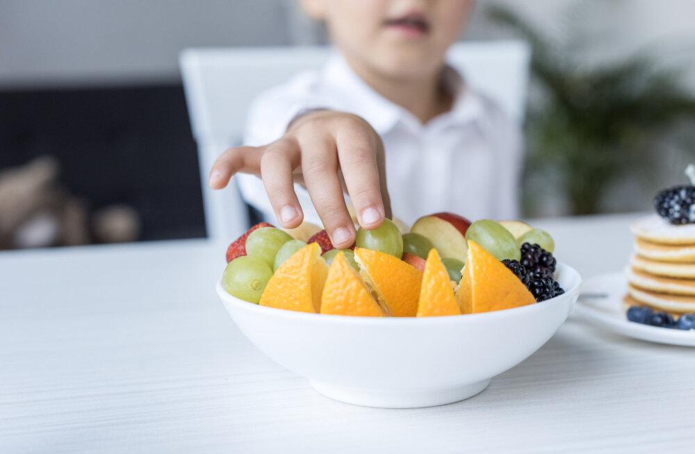 Taimemürgid meie toidulaual   Millised on 12 kõige puhtamat ja 13 kõige mürgisemat puu- ja köögivilja?