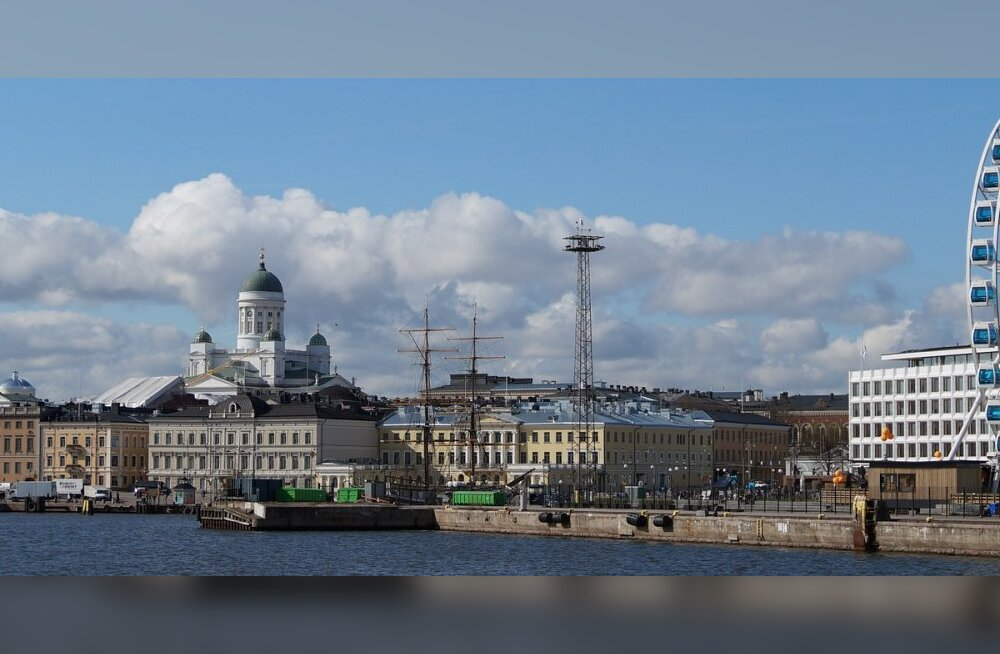 """Eesti vahetustudeng: Helsingi ei koosne ainult lõbustuspargist ja """"suurest valgest kirikust""""!"""