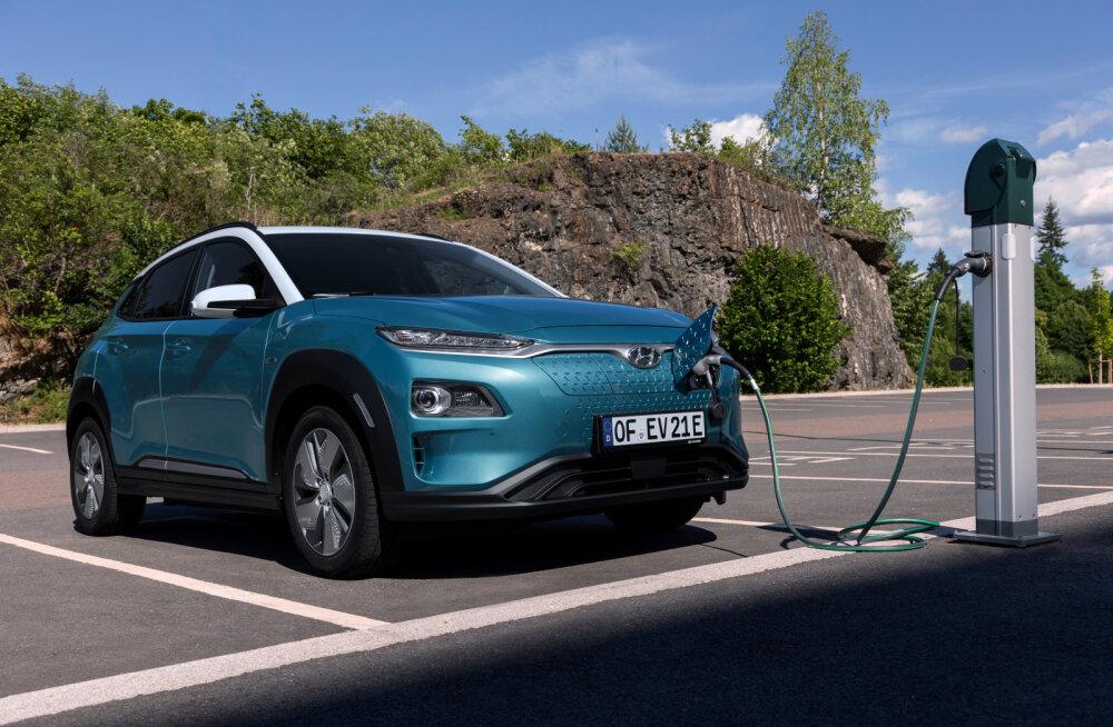 Millisel elektriautol on ühe laadimisega suurim sõiduulatus?
