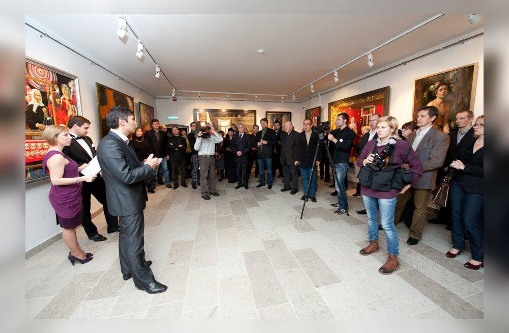 ФОТО: В Таллинне открылся единственный в странах Балтии Русский музей