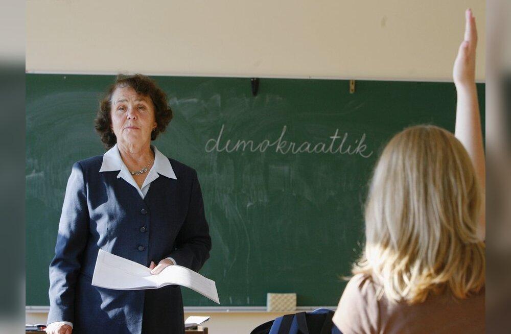 Почему русская школа отстает от эстонской?