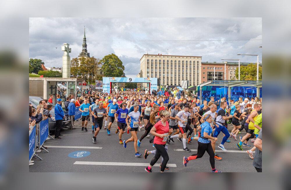 Soe talv tõstab jooksmise populaarsust