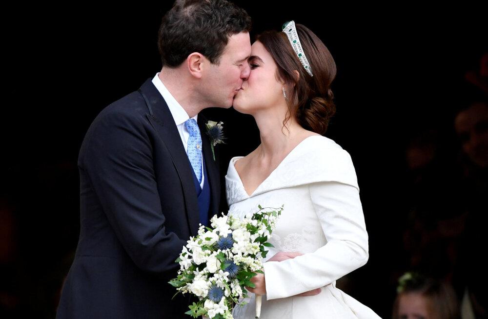 Abikaasad ja sugulased? Printsess Eugenie ja tema mees varjasid šokeerivat saladust