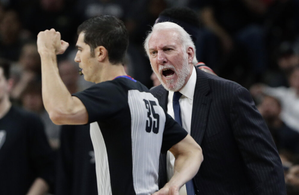 NBA järgib põneva reeglimuudatusega NFL-i eeskuju