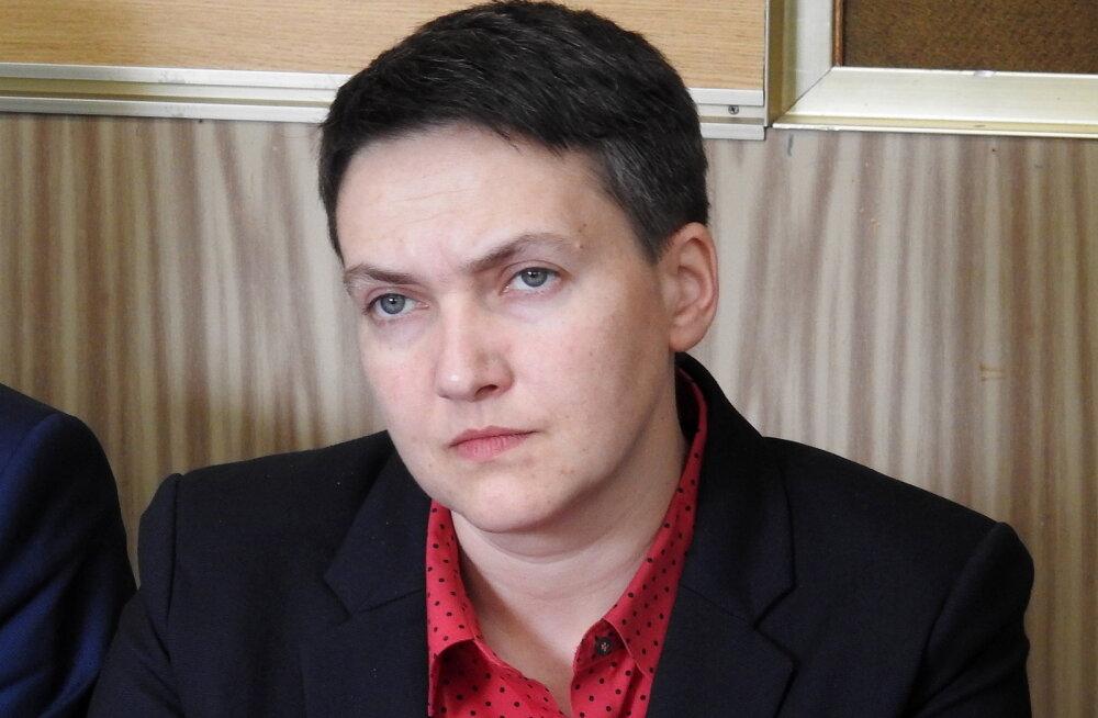 """Савченко рассказала, как Украина снова """"проиграла бой"""" за Донбасс"""