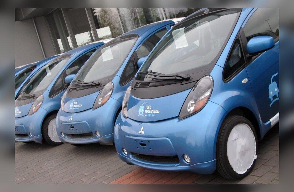 Elektriautod pääsevad ühissõidukite rajale.