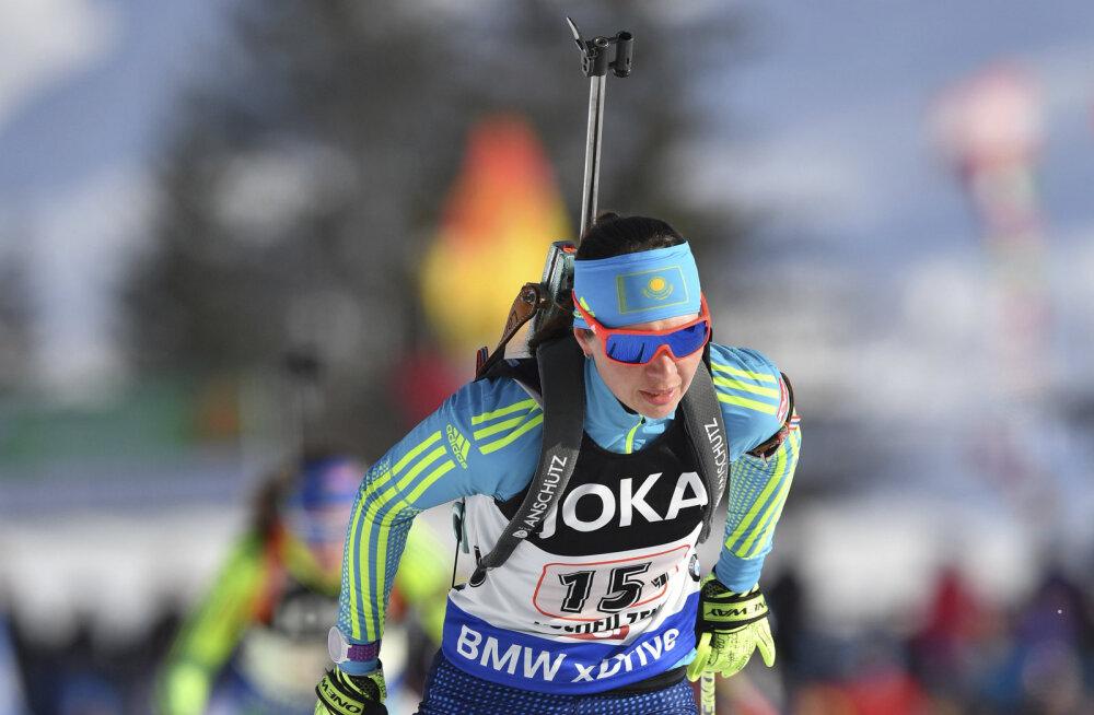 Aleksei Poltoranini abikaasa dopingukaristus tühistati