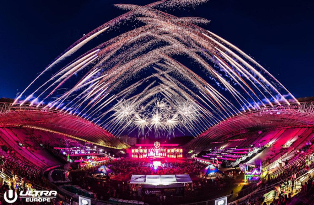 Ultra Europe festival lõpetas pidutsemise REKORDILISTE numbritega