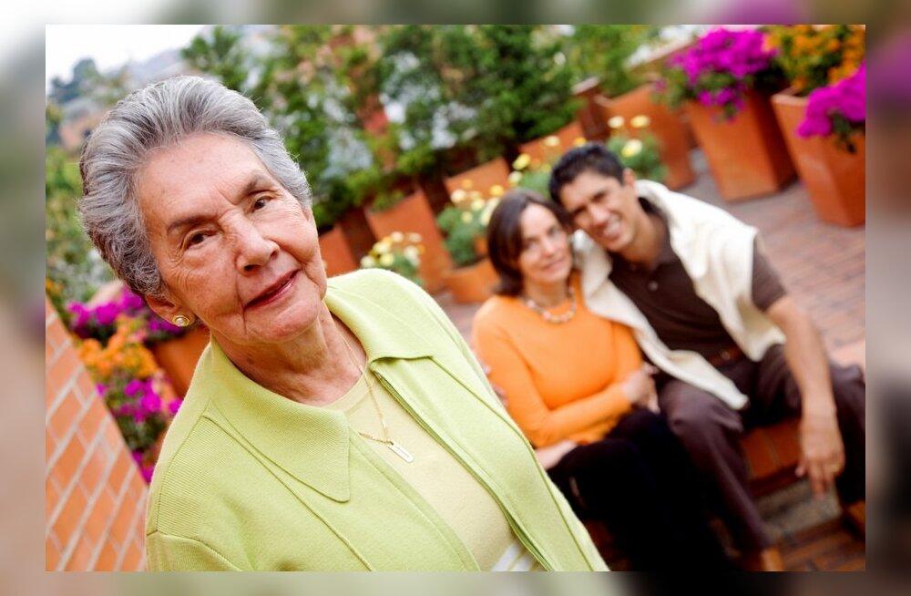 Karm keskiga: ülal tuleb pidada nii vanasid vanemaid kui luuseritest lapsi