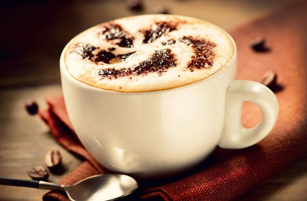 Kohv.