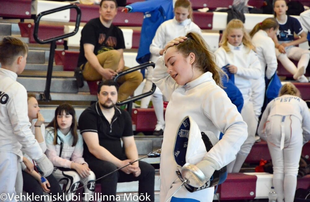 Gabriela Truuse tuli Peterburi turniiril 15. kohale