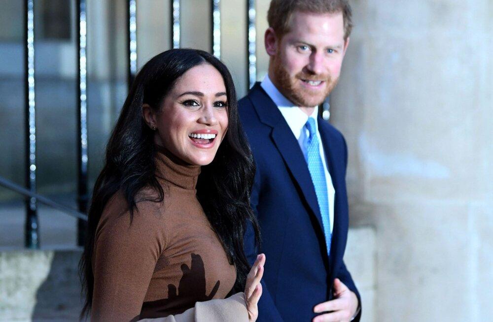 """KUULA   Megxit! Kes on süüdi, et Harry ja Meghan kuninglikust """"pereärist"""" lahkusid?"""