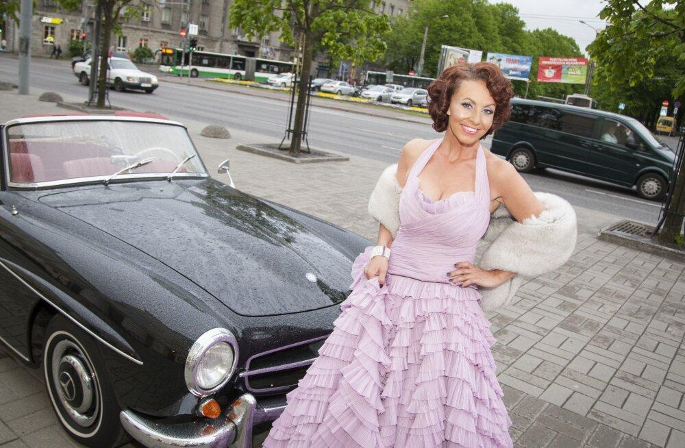 """TV3 Play / Krista Lensin: """"Meelelahutusauhindade gala stiiliks on seekord 1960. aastad."""""""
