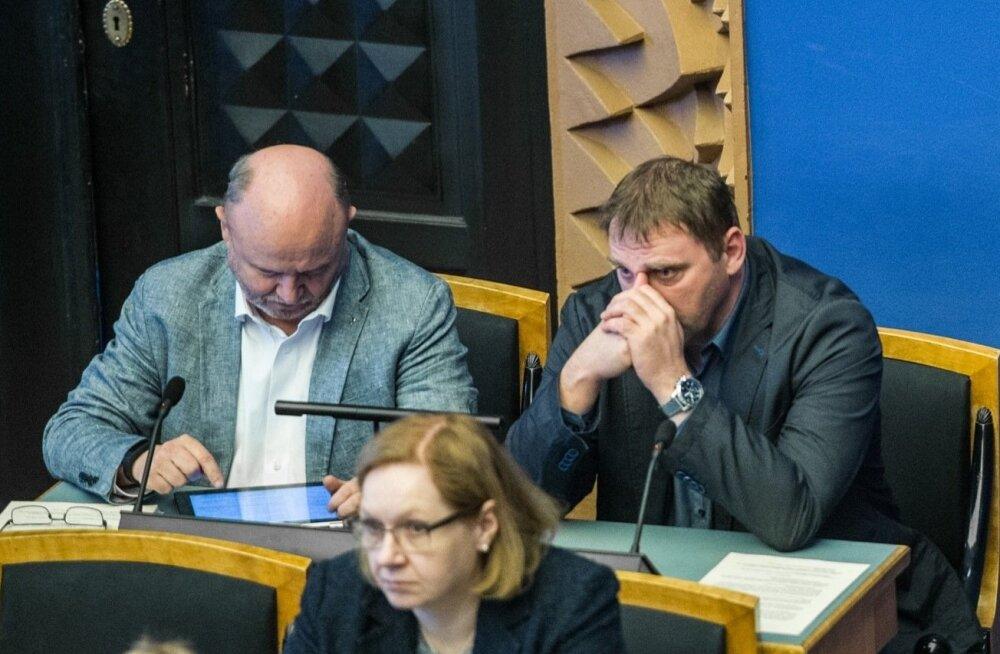Реформисты готовят ответный ход: вероятно, не обойдется и без ночных заседаний