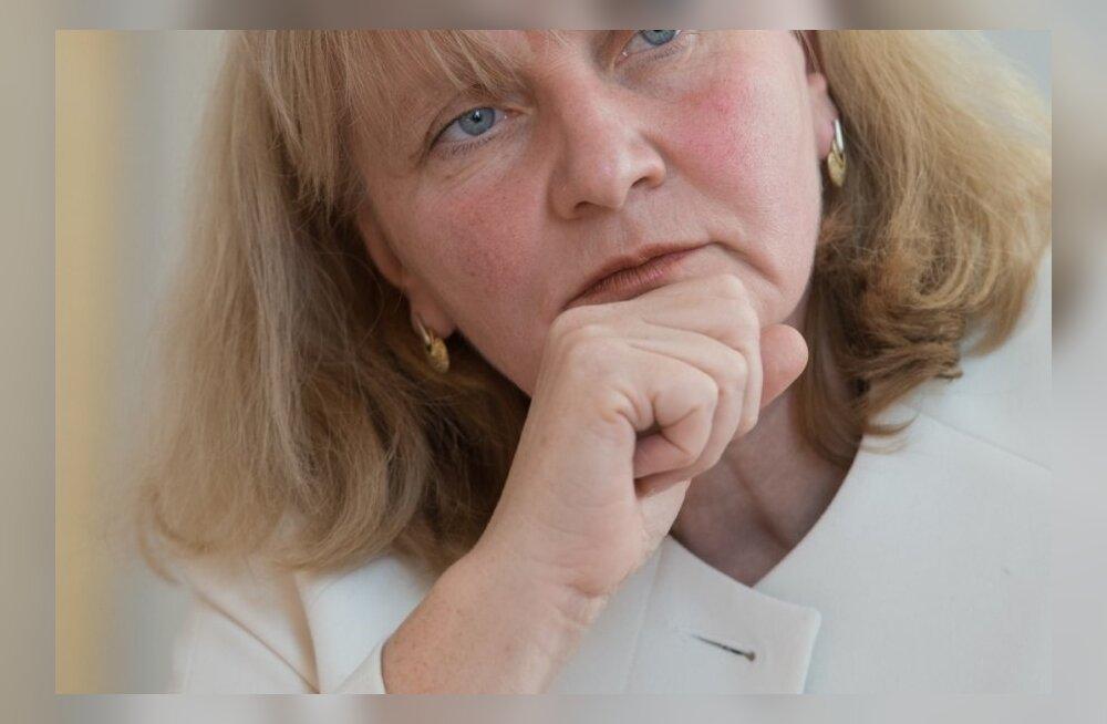 Sotsiaalkaitseminister Helmen Kütt