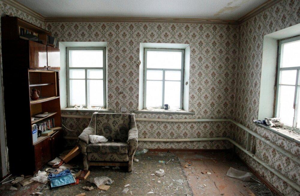 Valgas müüdi korter ühe euroga