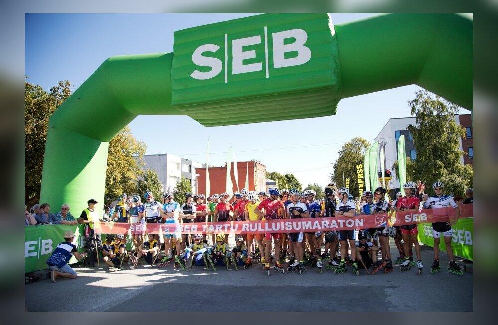 SEB 7. Tartu rulluisumaraton - 48km