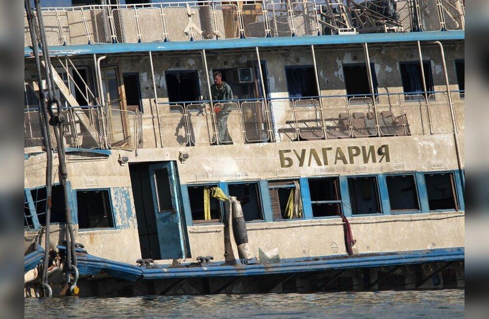 122 uppunuga Vene laeva hukus süüdi halb meeskond