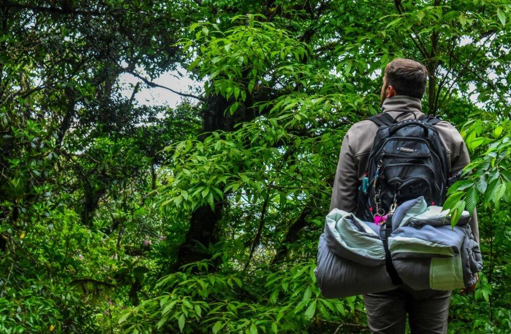 PUUST JA PUNASEKS | Mida matkale kindlasti kaasa võtta?