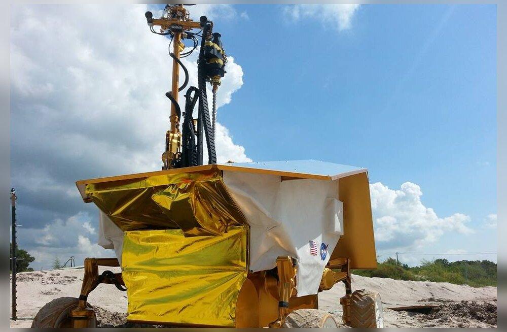 Teadlased on hämmingus: NASA peatas järsult ainsa töösoleva kuukulguri projekti