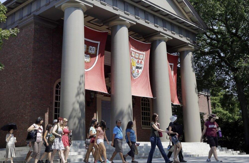 Harvardi ülikooli süüdistatakse asiaatide diskrimineerimises