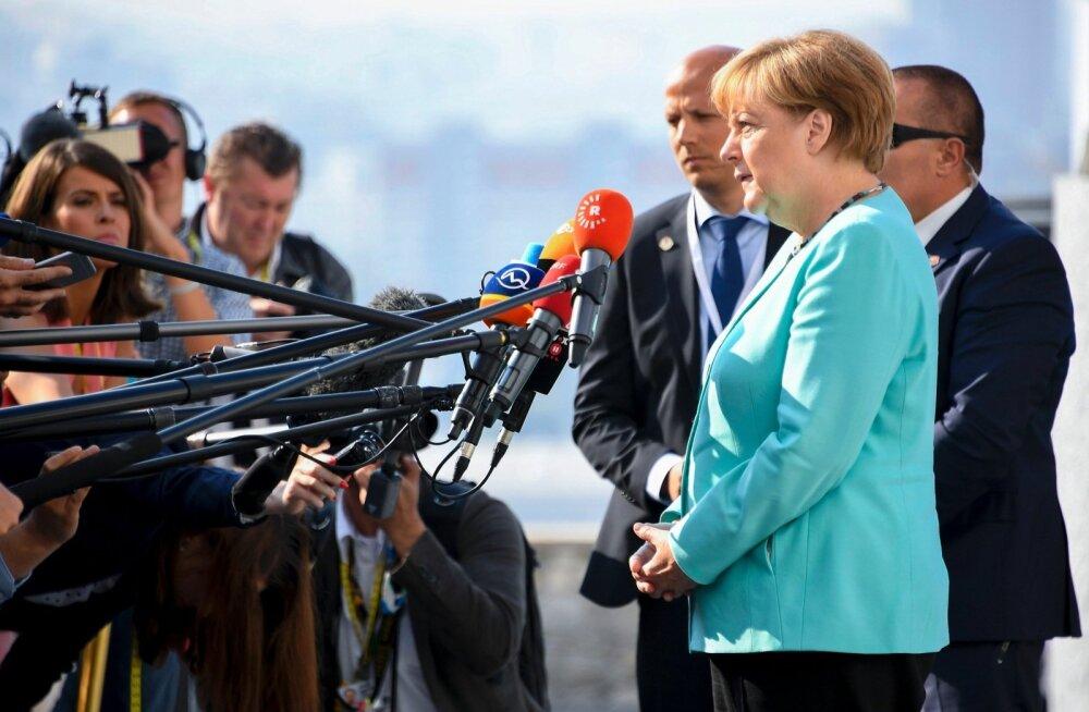Merkel: üks tippkohtumine ei lahenda Euroopa kriisi