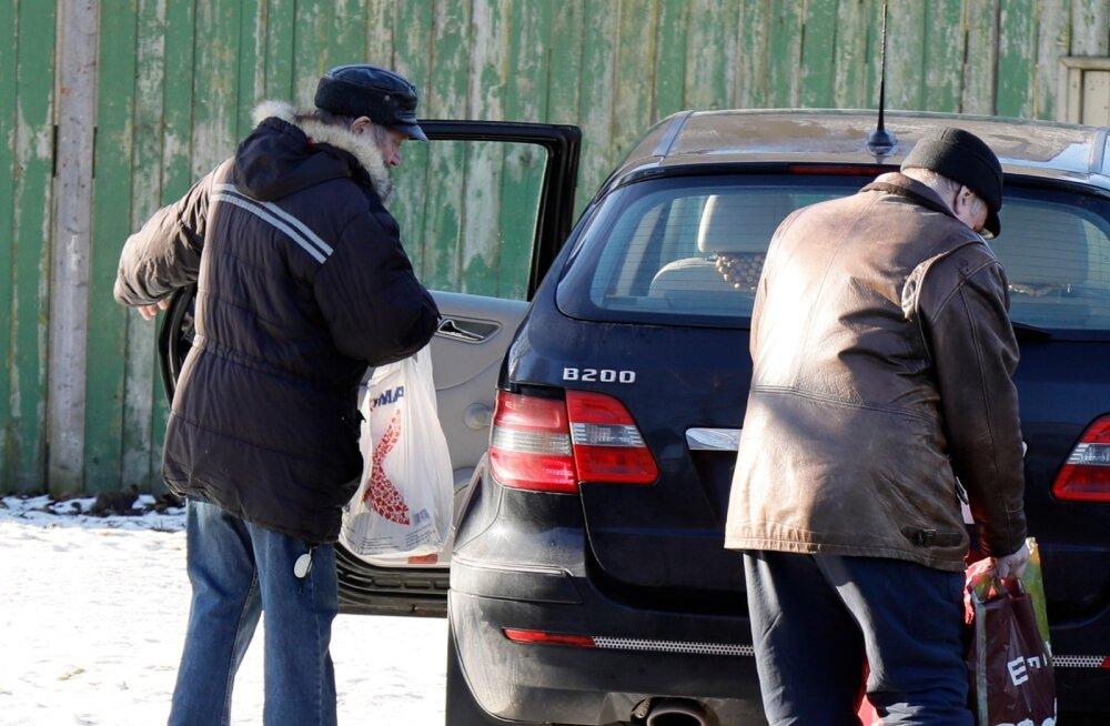 OECD hoiatab süveneda võiva eakate vaesuse eest