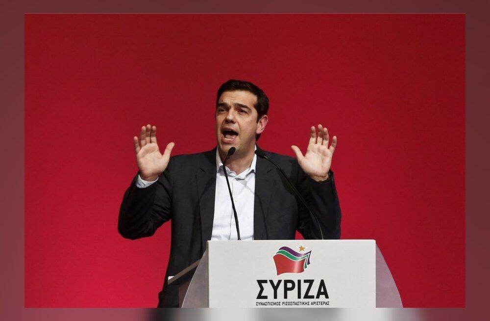 Euroopa Komisjon Kreeka kohta: eurotsooni liikmelisus on pöördumatu
